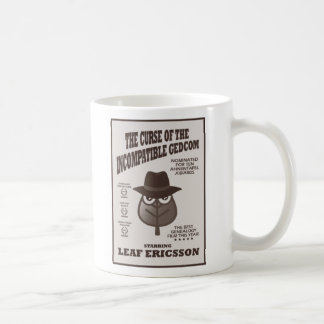 Curse Of The Incompatible GEDCOM Classic White Coffee Mug
