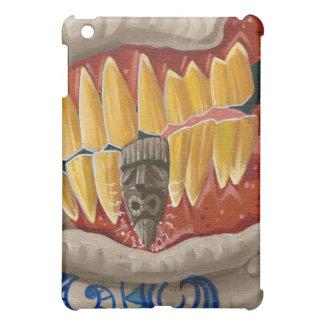 """Curse of the Tiki Tooth"" iPad Mini Covers"