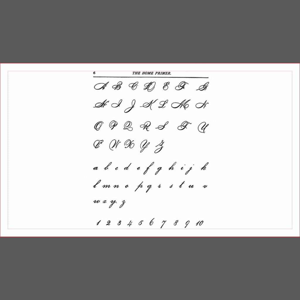 Worksheet All The Cursive Letters all the cursive letters