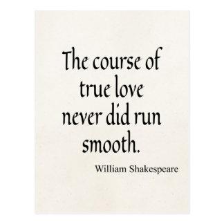 Curso de la cita de Shakespeare de liso corrida am