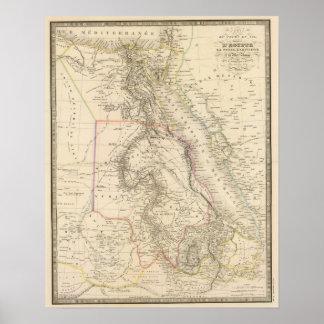 Curso del Nilo Impresiones