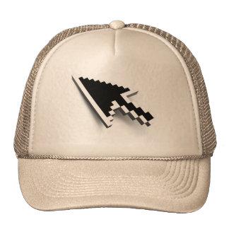 Cursor 3D (inverted) Hat