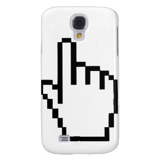 Cursor Click Hand Galaxy S4 Case
