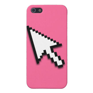 Cursor Flat Cases For iPhone 5