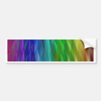 curtain created by Tutti Bumper Sticker