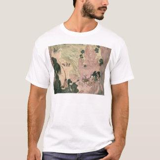 Curtain design for Nikolai Rimski-Korsakov's T-Shirt