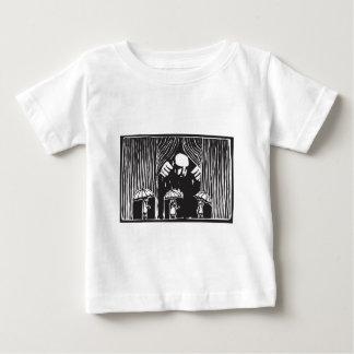 Curtain of Rain Baby T-Shirt