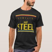 Curtain of Steel: 5 Rings (black) T-Shirt