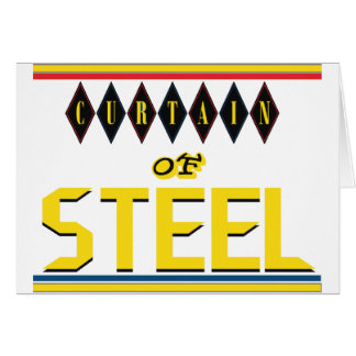 Curtain of Steel Card