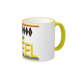 Curtain of Steel Ringer Mug