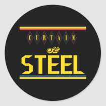 Curtain of Steel Stickers