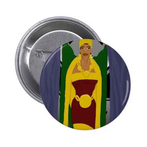 Curtain Pose Button