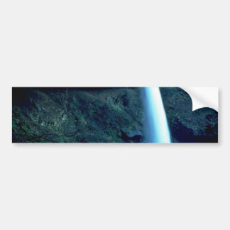 Curtained Entrance Bumper Stickers