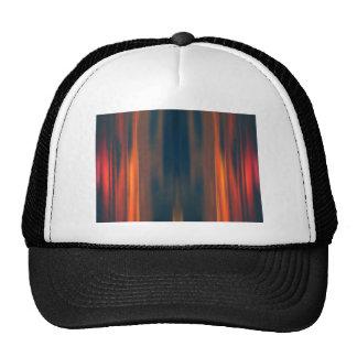 Curtains of Light: Abstract Artwork: Trucker Hat