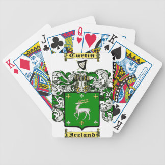 Curtin Bicycle Playing Cards