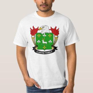 Curtin Family Crest T-Shirt