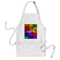 CURTIS ADULT APRON