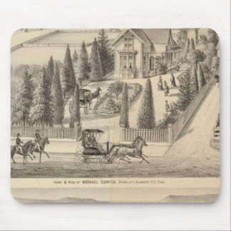 Curtis farm, Poirier Tract Mouse Pad