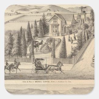 Curtis farm, Poirier Tract Sticker