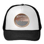 Curtis Island Light Lighthouse Trucker Hat
