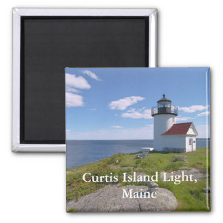 Curtis Island Light, Maine Magnet