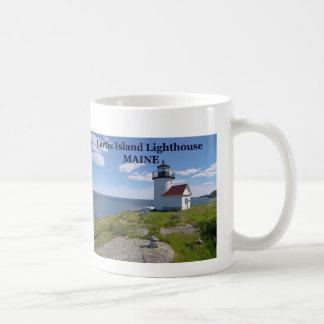 Curtis Island Lighthouse, Maine Mug