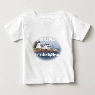 Curtis Island Lighthouse Tee Shirt