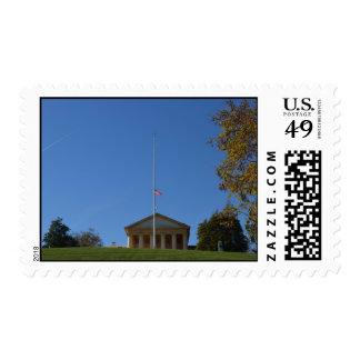 Curtis-Lee Mansion (Arlington House) Stamp