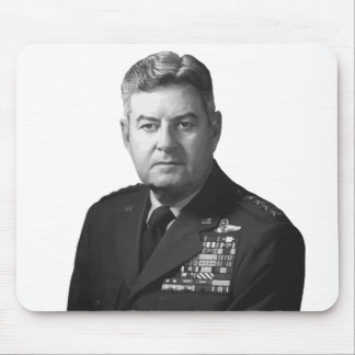 Curtis Lemay Mouse Pad