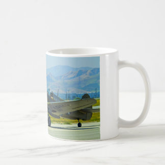 Curtis P-40 Warhawk Coffee Mug