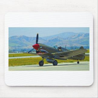 Curtis P-40 Warhawk Tapete De Ratón