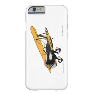 Curtis P-6E Hawk (1929) Barely There iPhone 6 Case