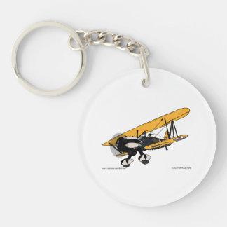 Curtis P-6E Hawk (1929) Keychain