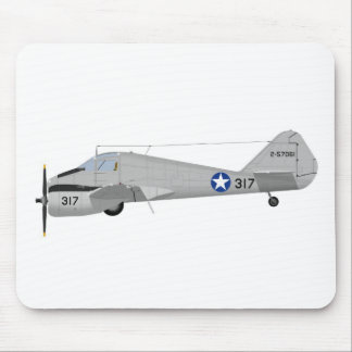 Curtiss AT-9 Jeep 57061 Mouse Pad