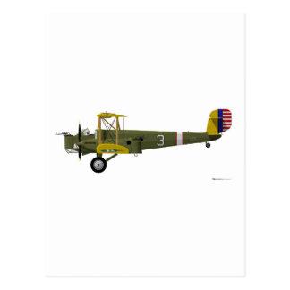 Curtiss B-2 Condor Postcards