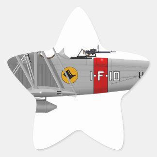 Curtiss F8C-4 Helldiver A5433 Star Sticker