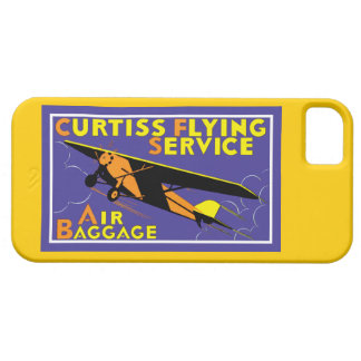Curtiss Flying Service iPhone SE/5/5s Case