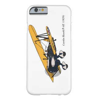 Curtiss Hawk P-6E (1929) Barely There iPhone 6 Case