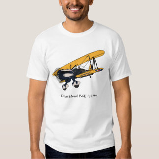 Curtiss Hawk P-6E (1929) T Shirt