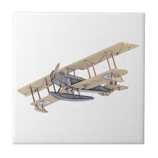 Curtiss JN-4 Jenny Float Plane Tiles