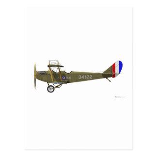 Curtiss JN-4 Jenny Postcards
