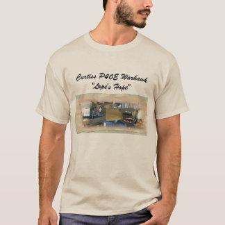Curtiss P40E Warhawk T-Shirt
