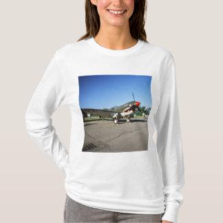Curtiss P-40 Warhawk, at Minnesota CAF Air Show T-Shirt