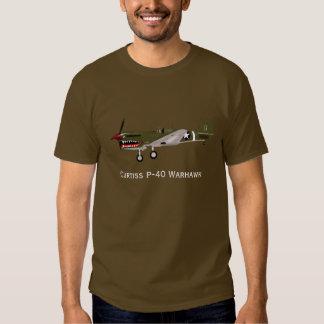 Curtiss P-40 Warhawk Playera