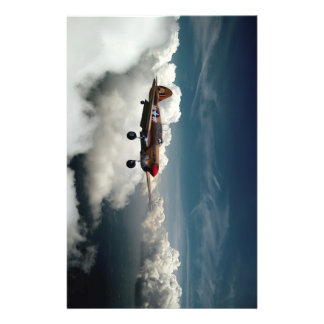 Curtiss P-40F Kittyhawk Flyer