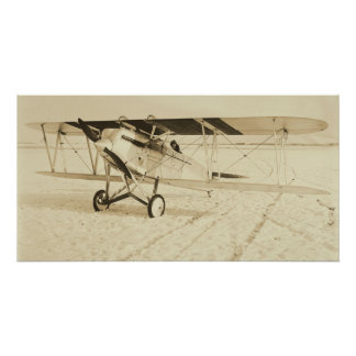 Curtiss Pursuit Plane Poster