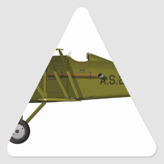 Curtiss PW-8 (Model 33) AS24208 Triangle Sticker