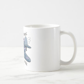 curtiss sb2c helldiver coffee mug