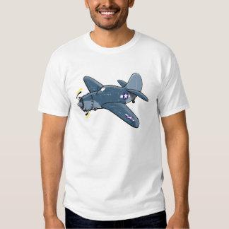 curtiss sb2c helldiver tee shirt