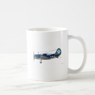 Curtiss SB-2C Helldiver Coffee Mug